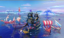 海盗法则宣传视频 精细而又富含创意