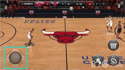 NBA LIVE高级技巧1