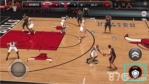 NBA LIVE高级技巧3
