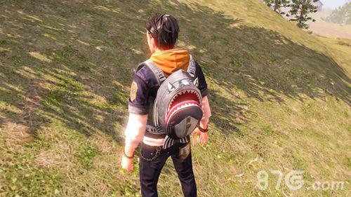 明日之后鲨鱼背包