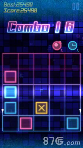 爆裂红蓝截图2