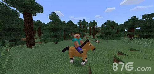 我的世界马鞍怎么获得
