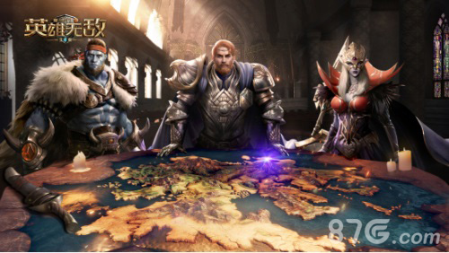 《魔法门之英雄无敌:王朝》预约正式开启