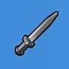 乐高无限铁短剑
