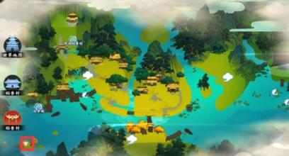 剑网3指尖江湖稻香村修为点位置