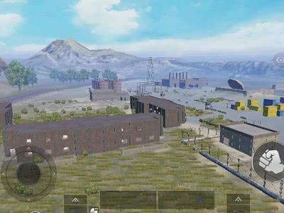 和平精英军事基地攻略3