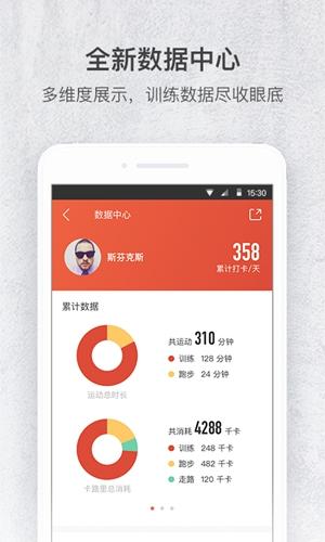 火辣健身app截圖4