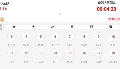 旺彩预测软件3