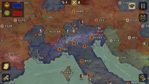 大征服者:羅馬截圖6
