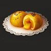 蛋黄玉米酥