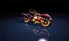 《龙族幻想》座驾系统曝光 高颜值跑车全都有!