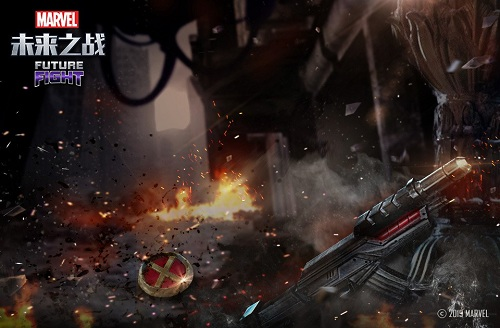 漫威:未來之戰8