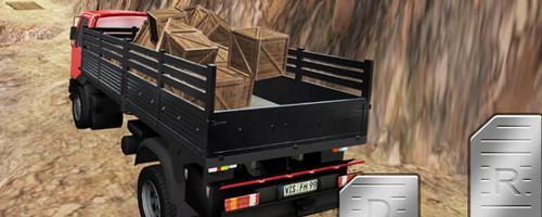 卡车运货游戏评测