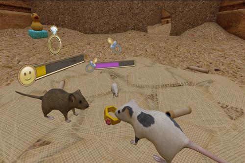 老鼠模擬器截圖2