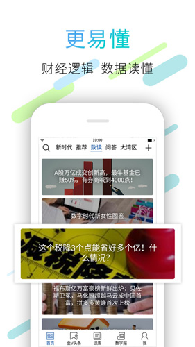 21財經app截圖2