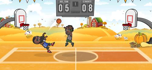 篮球之战截图5