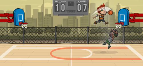 篮球之战截图3