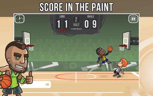 篮球之战1