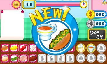 小小漢堡快餐店2