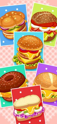 小小漢堡快餐店截圖4