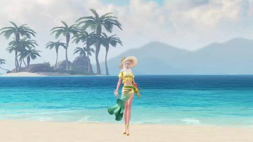 完美世界手游夏日時裝怎么樣