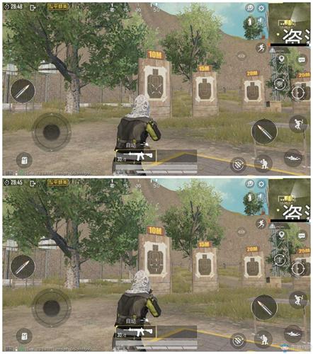 和平精英側瞄鏡優化公告2