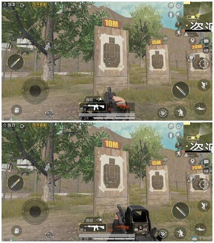 和平精英側瞄鏡優化公告3