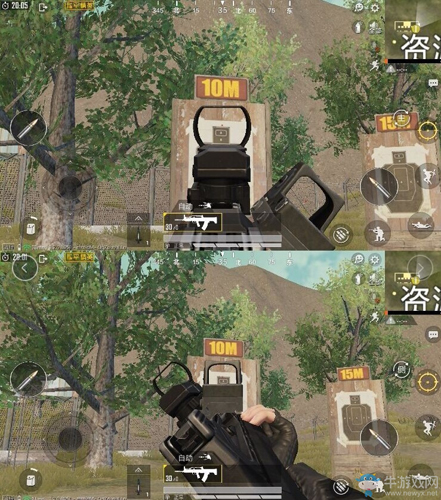 和平精英側瞄鏡優化公告4