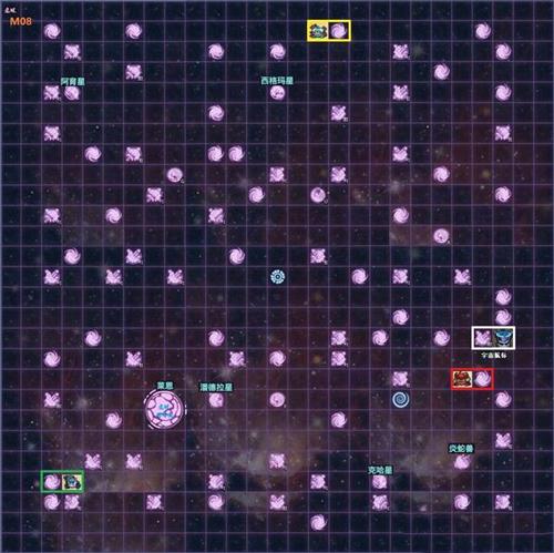 不思议迷宫M08