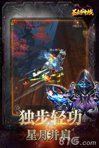 圣剑神域手游截图5