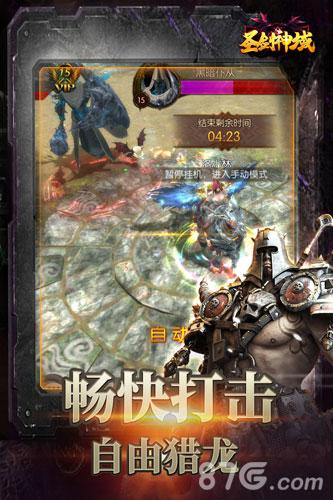 圣剑神域手游截图4