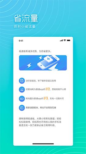 新浪微博极速版app截图5