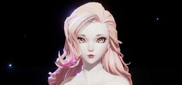 龙族幻想捏脸数据女2