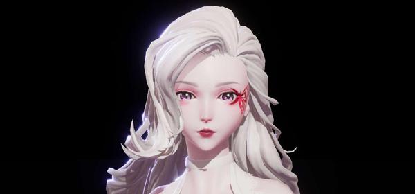 龙族幻想捏脸数据女4