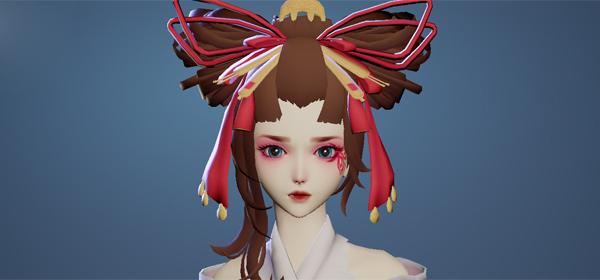 龙族幻想捏脸数据女6