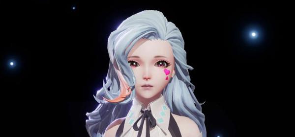 龙族幻想捏脸数据女7