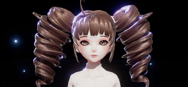 龙族幻想萝莉捏脸数据2