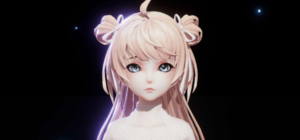 龙族幻想萝莉捏脸数据4
