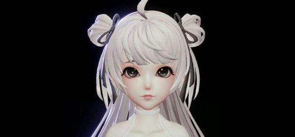 龙族幻想萝莉捏脸数据6