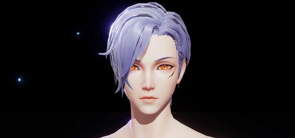 龙族幻想捏脸数据男ID4