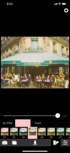 Analog Paris安卓版截图5