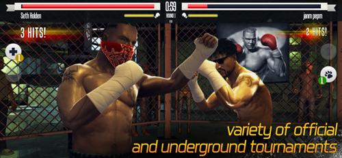 真实拳击截图4