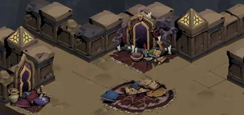 貪婪洞窟2金帳教廷居所