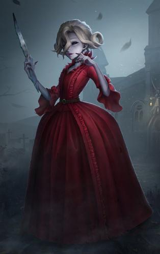 第五人格红夫人时装