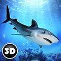 巨型虎鲨模拟器