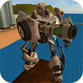 变形机器人英雄
