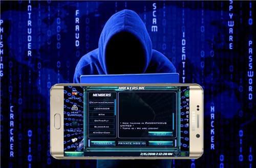 孤独的黑客截图1