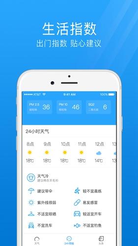 7日天氣預報app截圖1