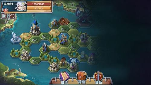 王国的魔法战争截图3
