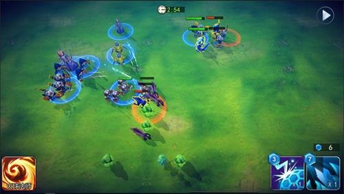 王国的魔法战争截图2